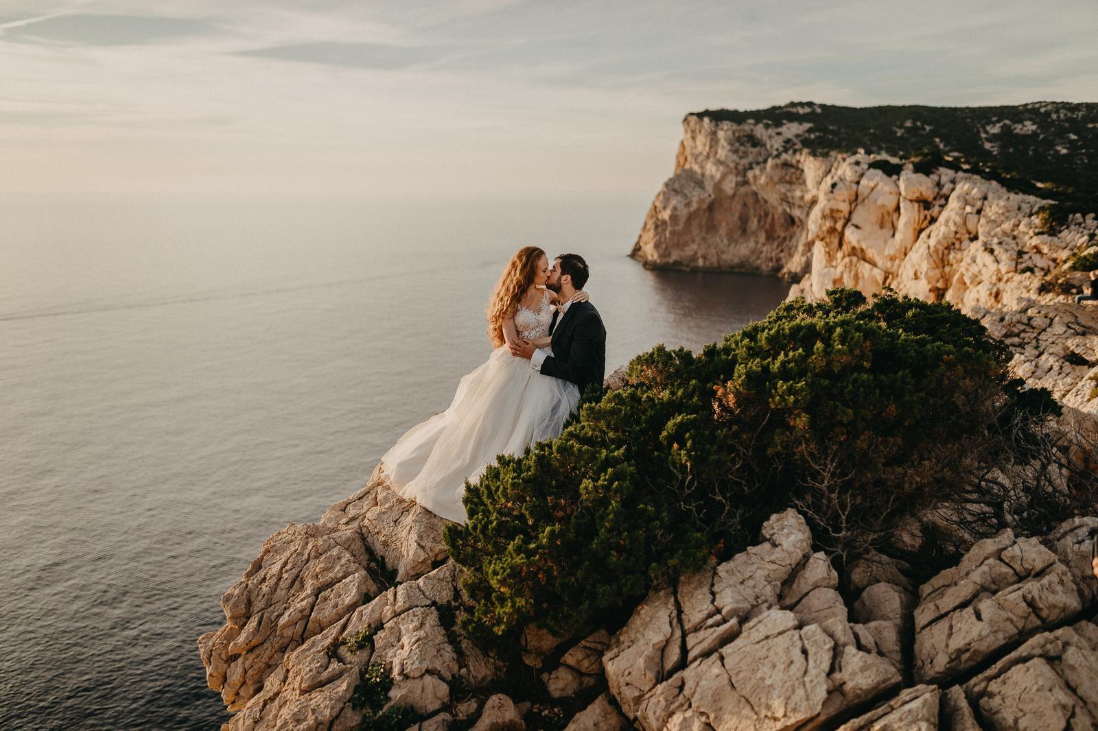Naše svadobné fotenie na Sardínii - Obrázok č. 83