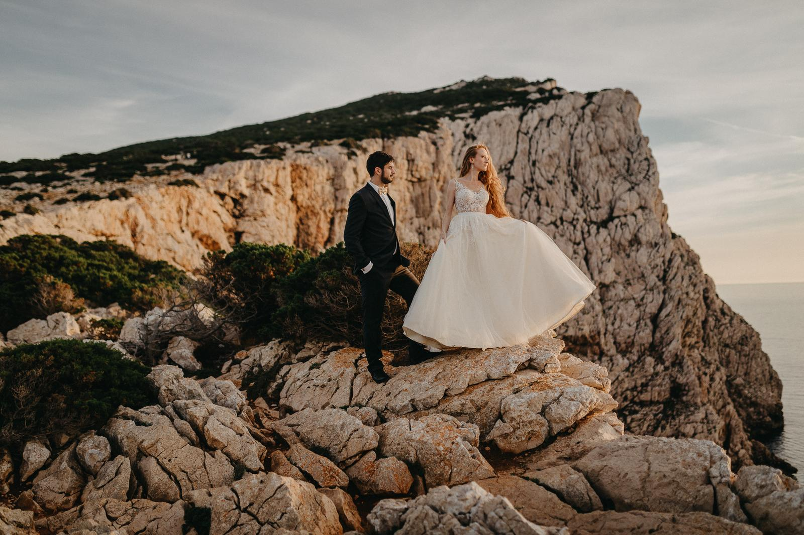 Naše svadobné fotenie na Sardínii - Obrázok č. 90
