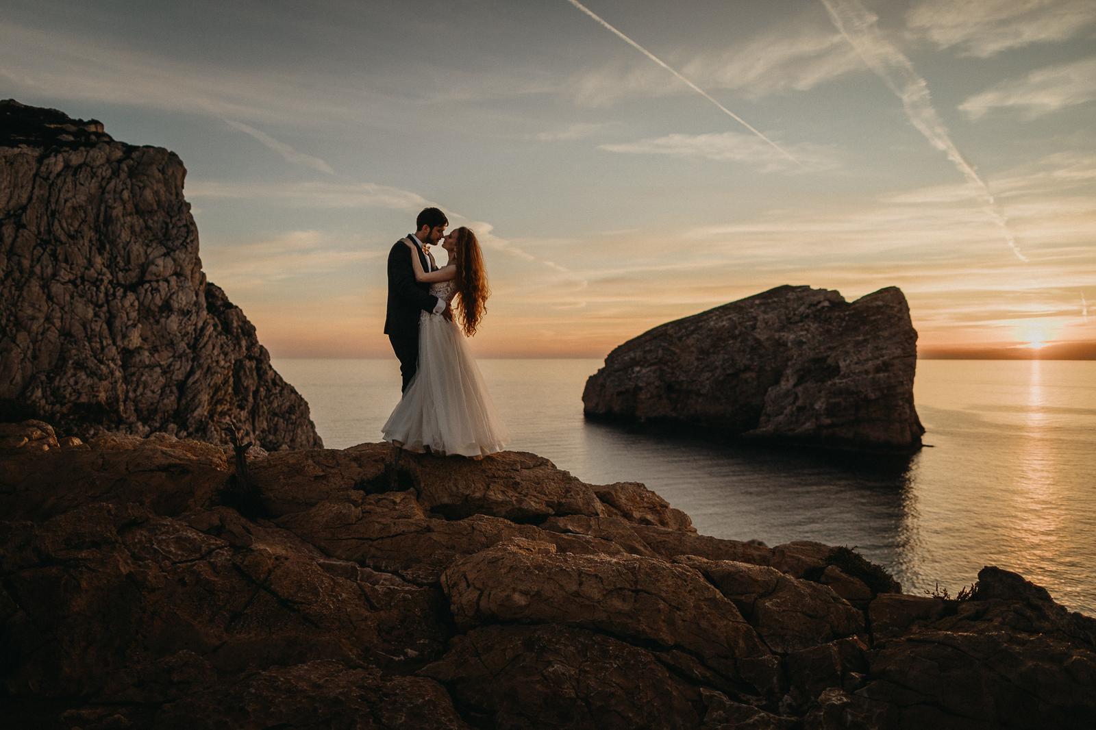 Naše svadobné fotenie na Sardínii - Obrázok č. 95