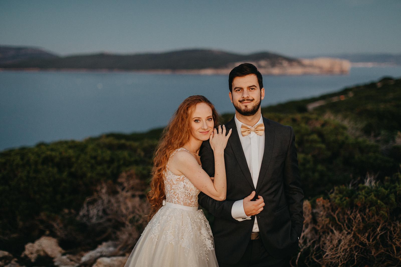 Naše svadobné fotenie na Sardínii - Obrázok č. 63