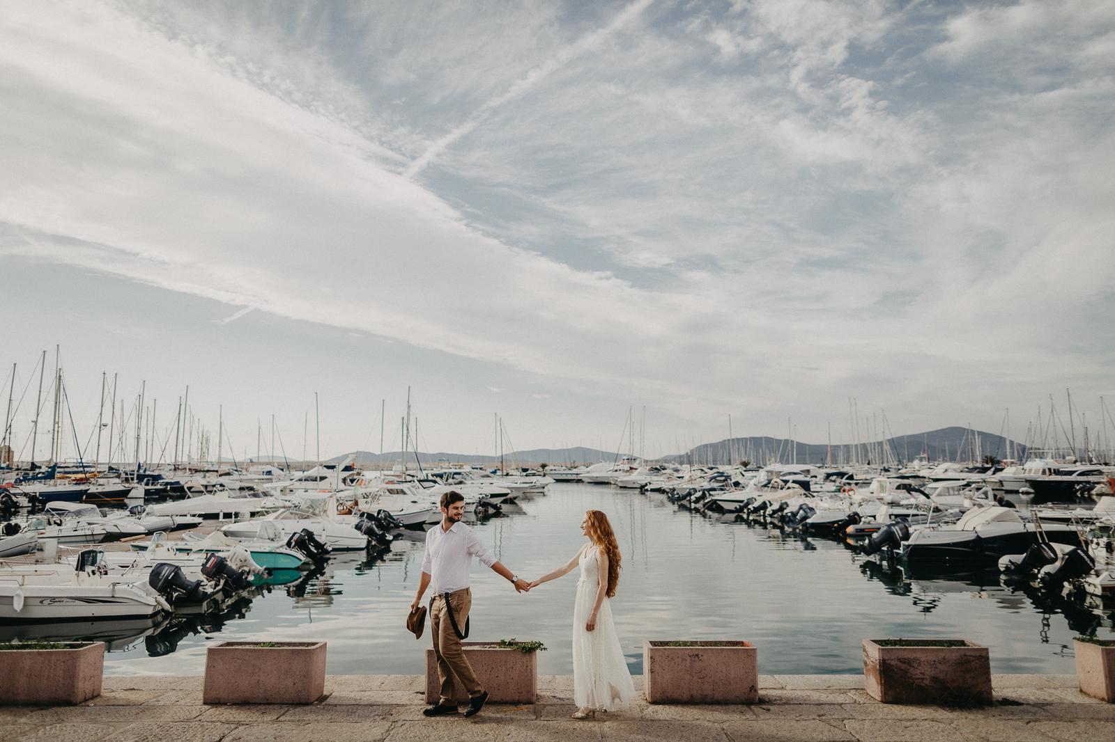Naše svadobné fotenie na Sardínii - Obrázok č. 27