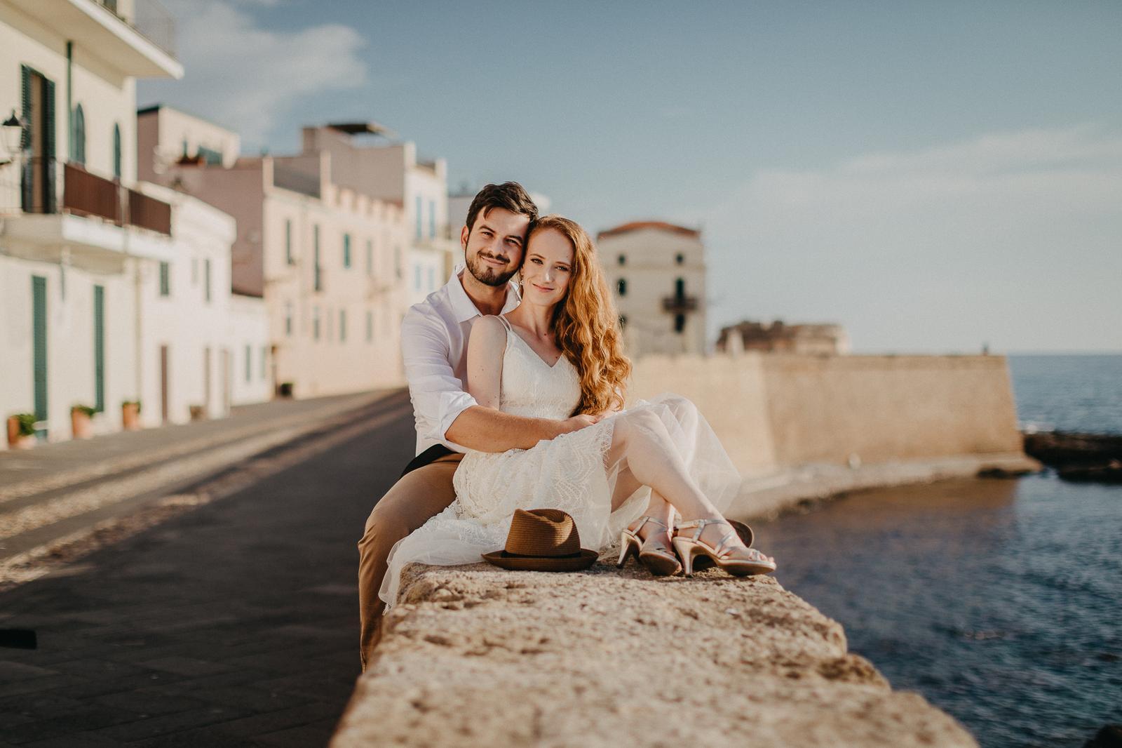 Naše svadobné fotenie na Sardínii - Obrázok č. 33