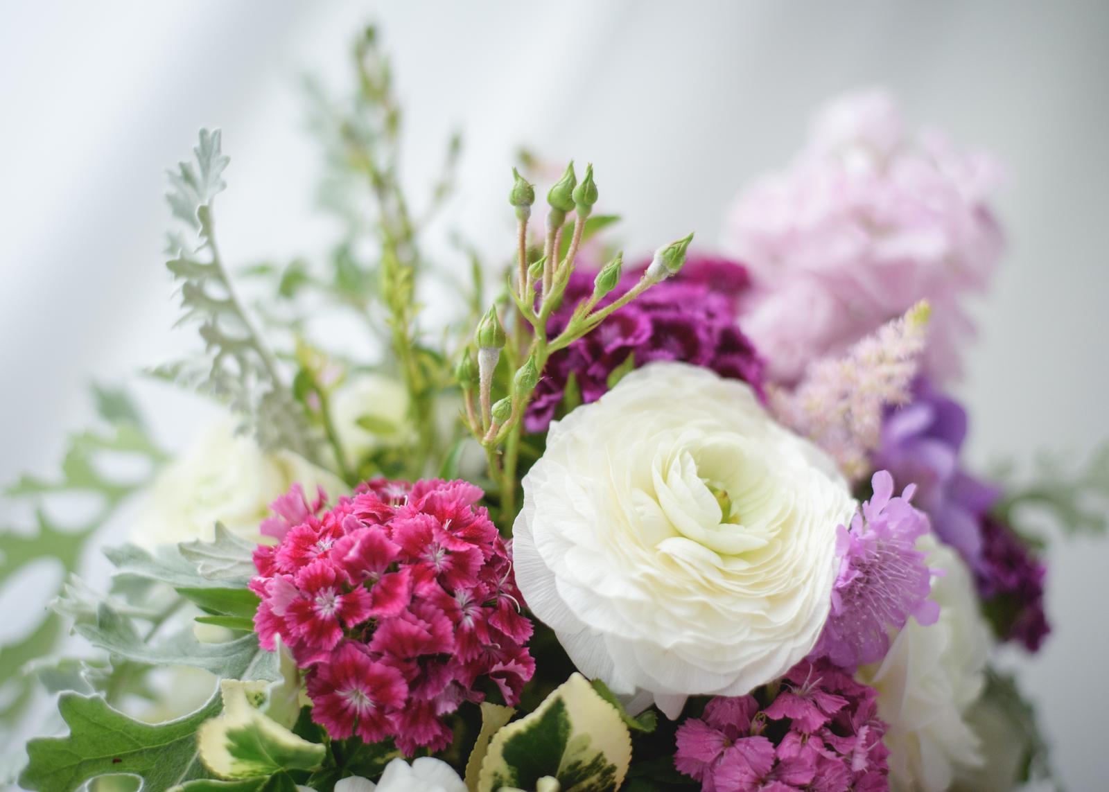 Moje kvetinové aranžmány - Obrázok č. 8