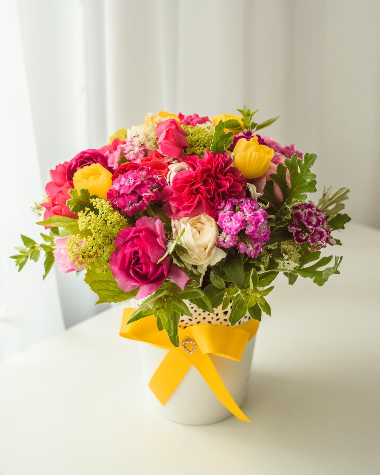 Moje kvetinové aranžmány - Obrázok č. 13