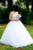 Svatební šaty 36-40, 38