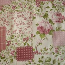 tištěný patchwork