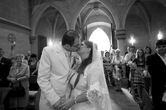 Lucia K{{_AND_}}Michal V - prva manželska pusu