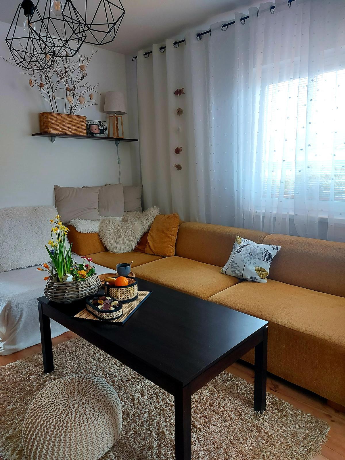 Moje radosti🌺 - Obývačka
