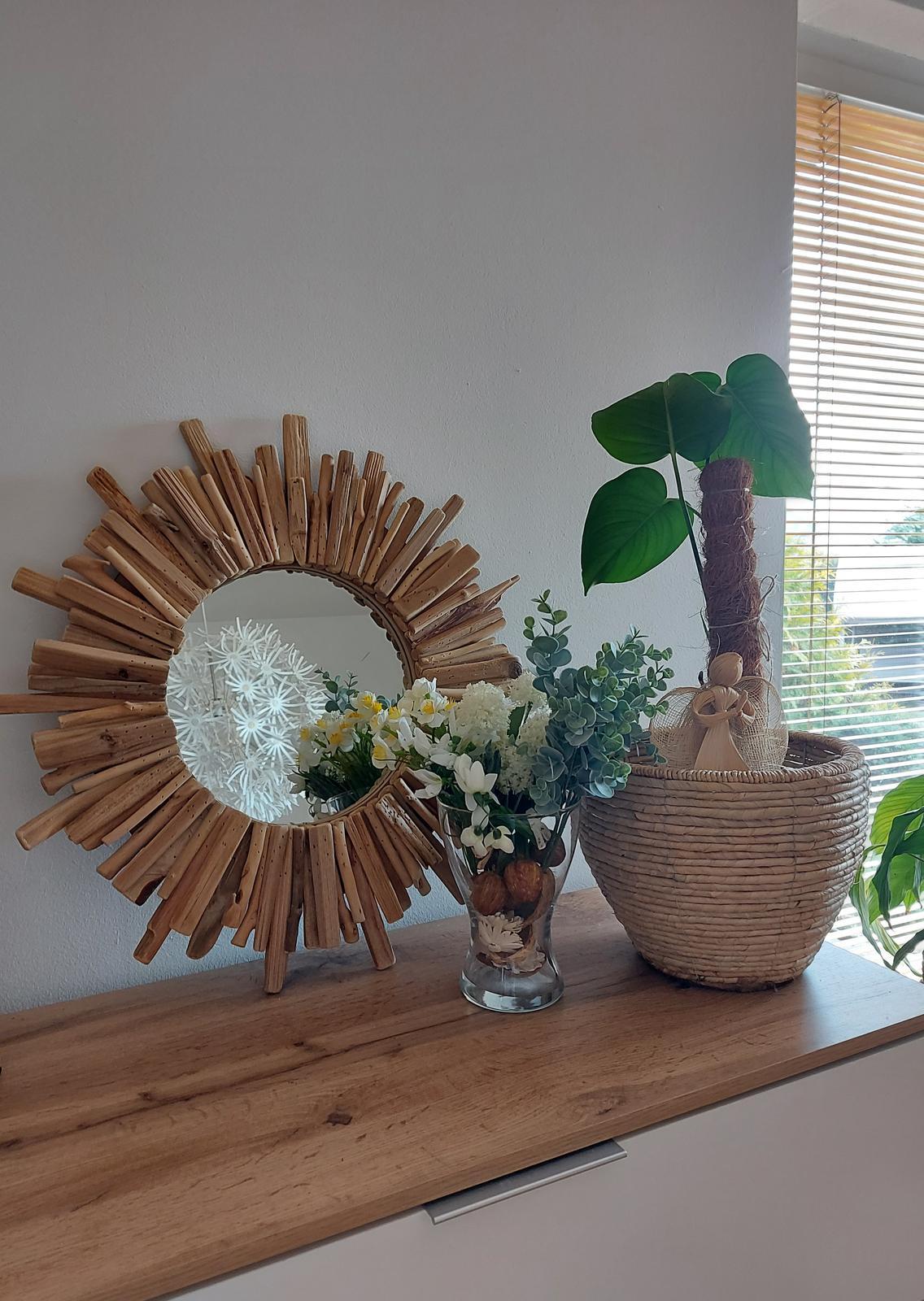 Moje radosti🌺 - Kvietky prichystané na dekor do kvetináčov.