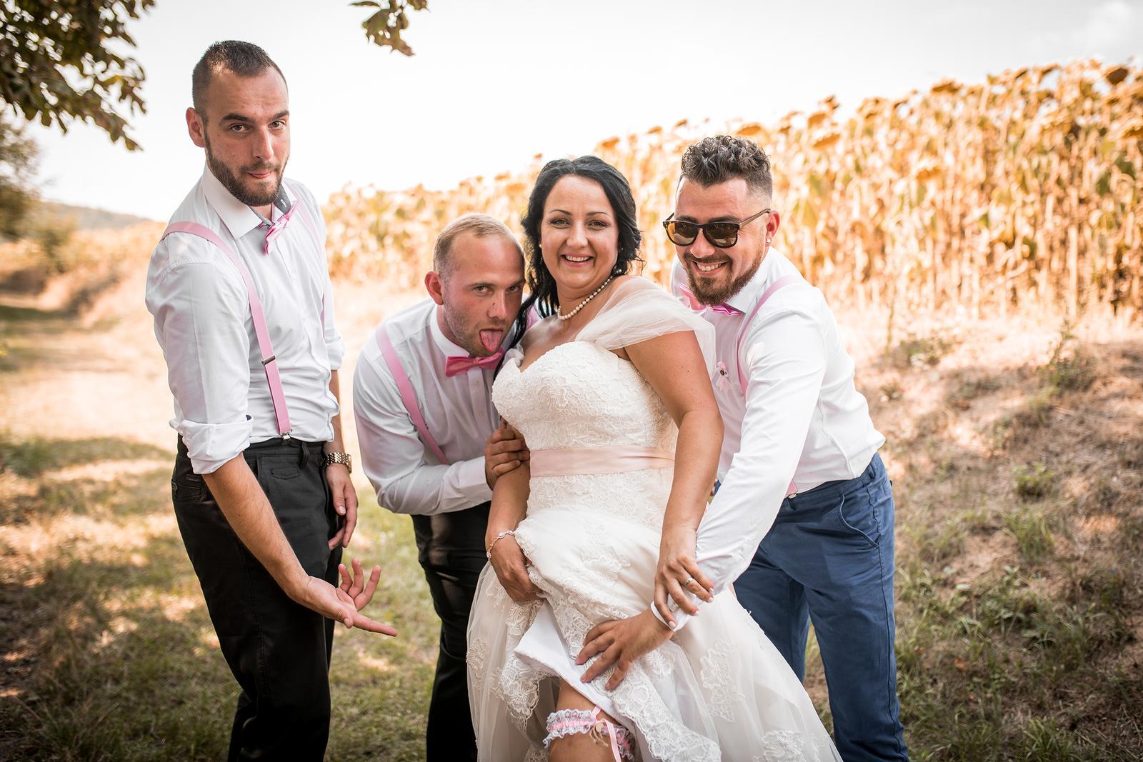 Svadba v Modřicích ♥ 4.8.2018 ♥ - Obrázok č. 1