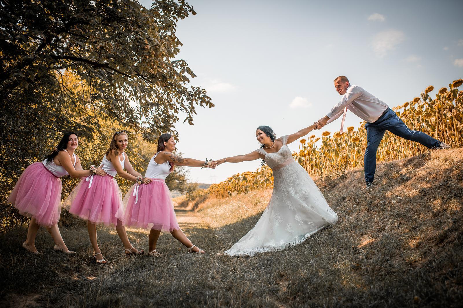 Svadba v Modřicích ♥ 4.8.2018 ♥ - Obrázok č. 5