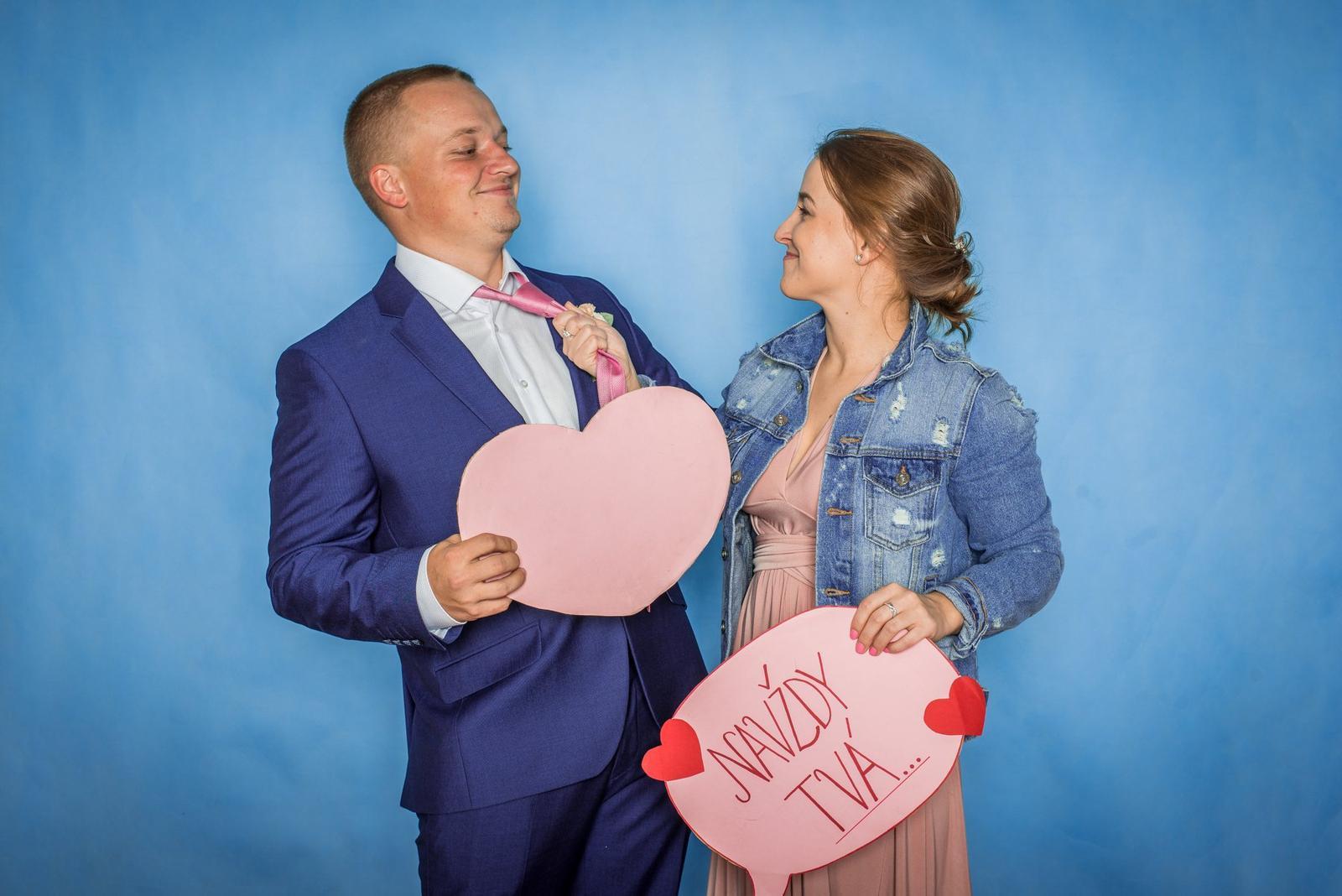 Svatební fotokoutky - Obrázok č. 1