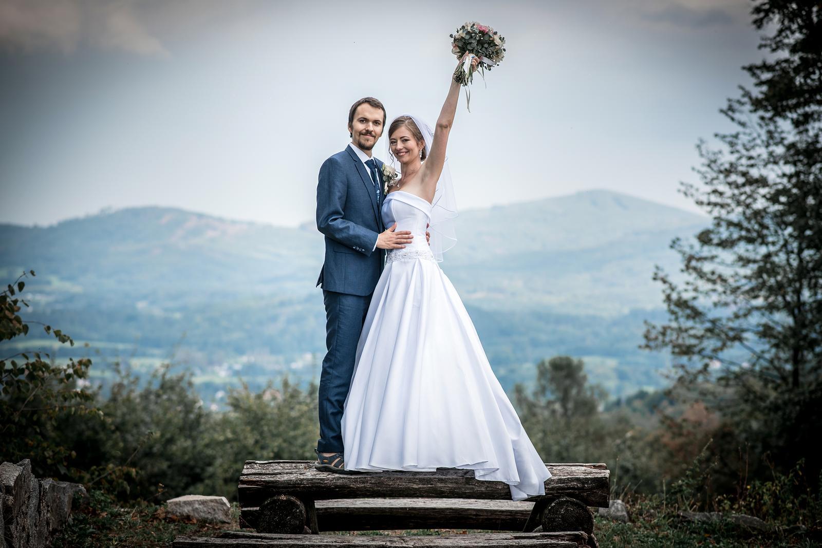 Svadba na hranicích s Polskem ♥ 15.9.2018 ♥ - Obrázok č. 3