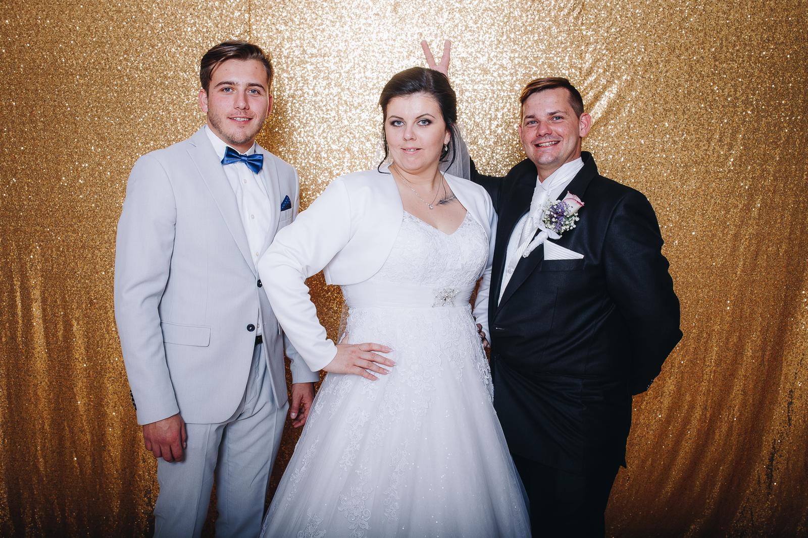 Svatební fotokoutky - Obrázok č. 3