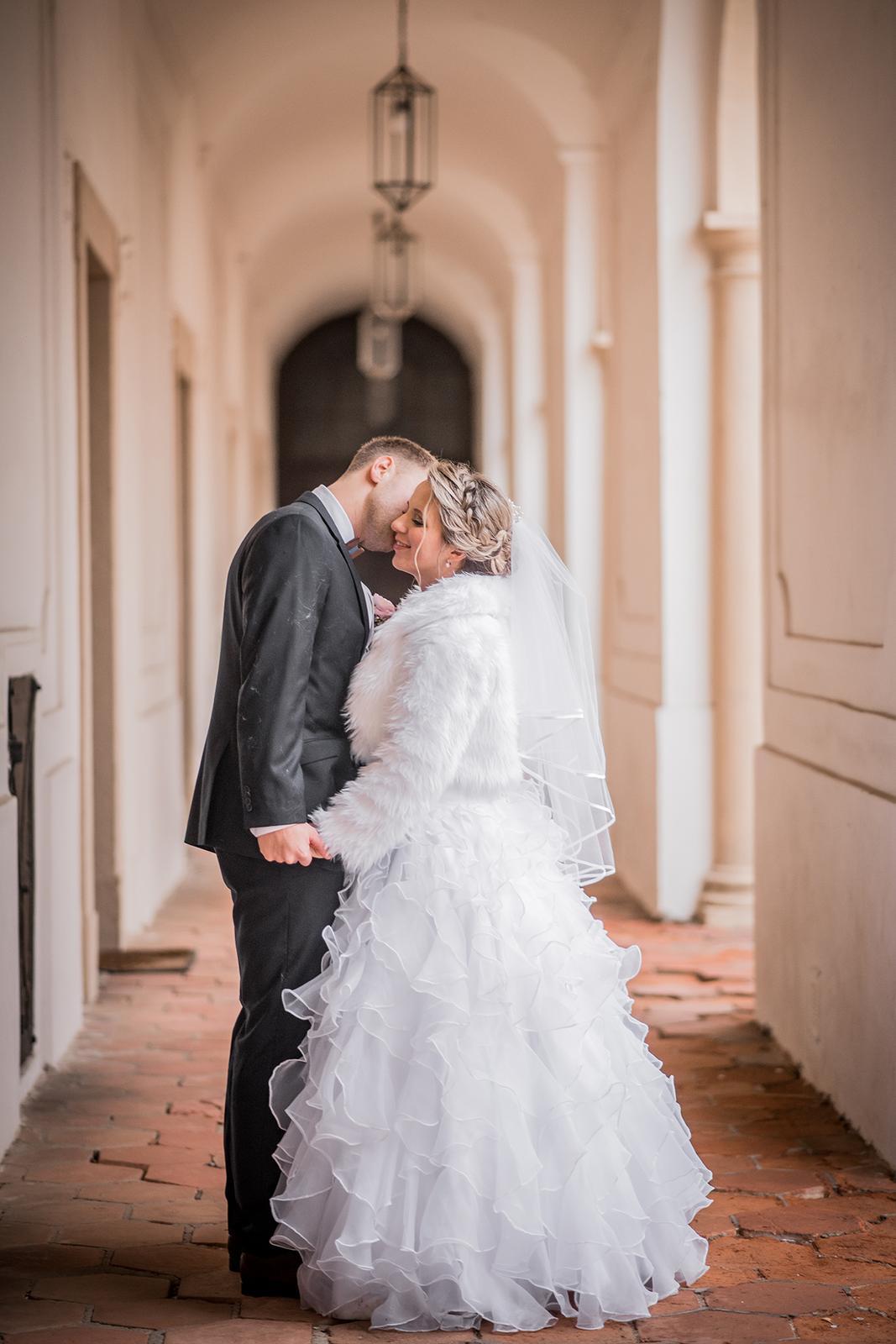 ♥ Zimní svatba ♥ Veronika & Jaroslav ♥ - Obrázok č. 3