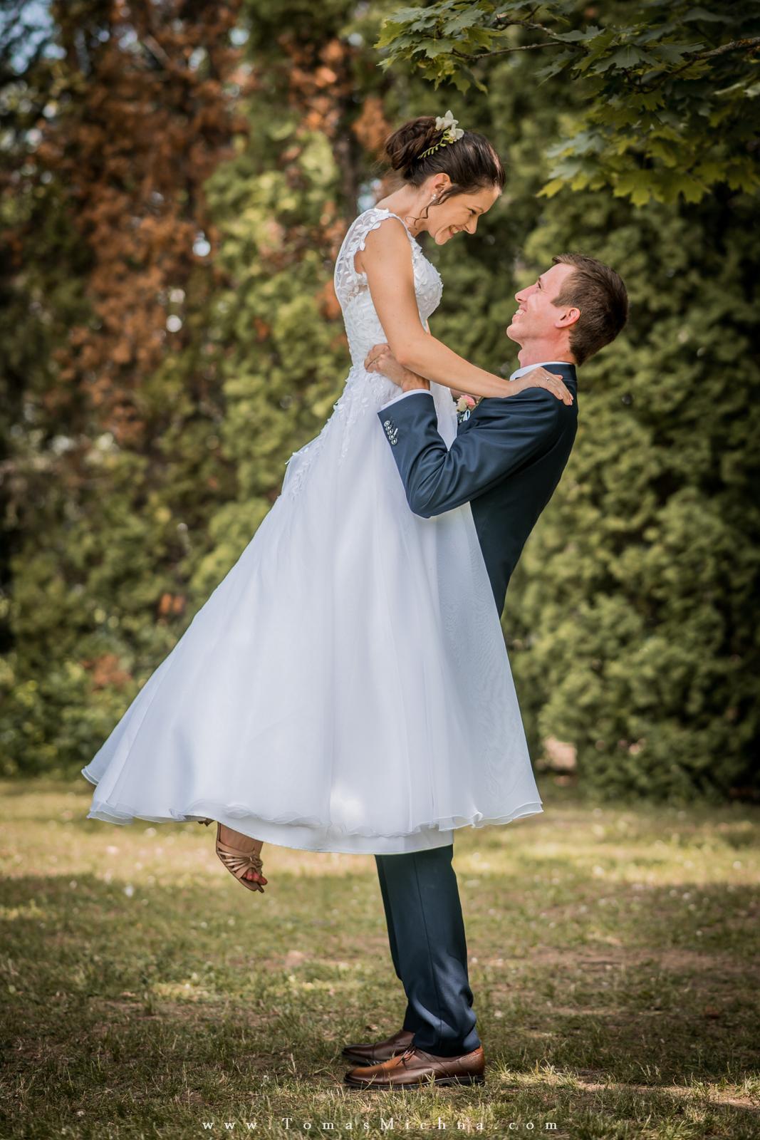 Svatba v Brně ♥ Helča & Martin ♥ 15.6.2019 ♥ - Obrázok č. 5