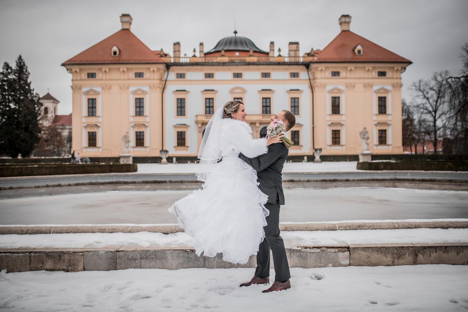 Akce zimní svatby - Obrázok č. 2