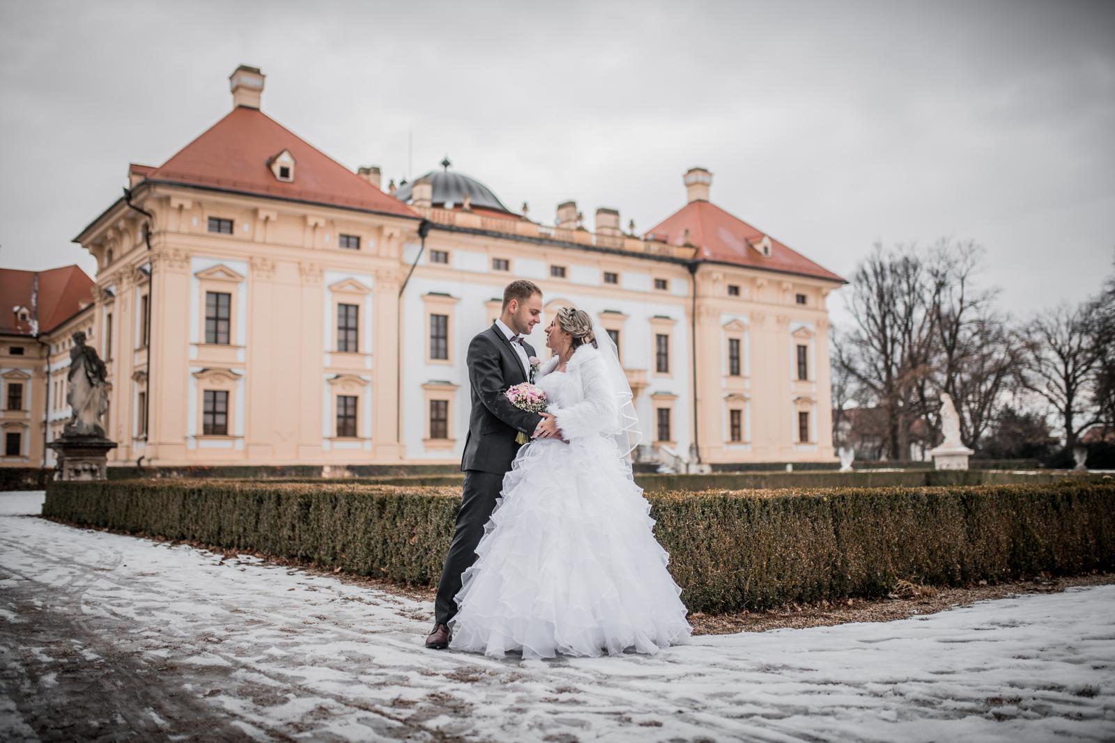 Akce zimní svatby - Obrázok č. 4