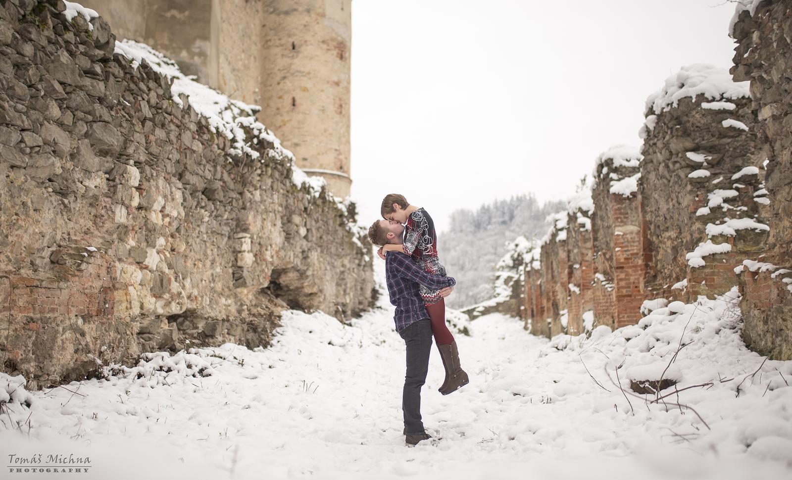 Akce zimní svatby - Obrázok č. 5