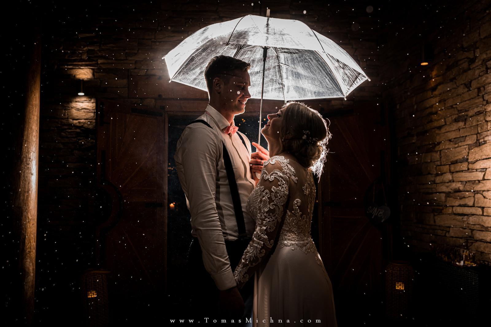 Zimní svatba na zámku Náměšť na Hané ♥ Martina & Petr ♥ 21.12.2019 - Obrázok č. 1