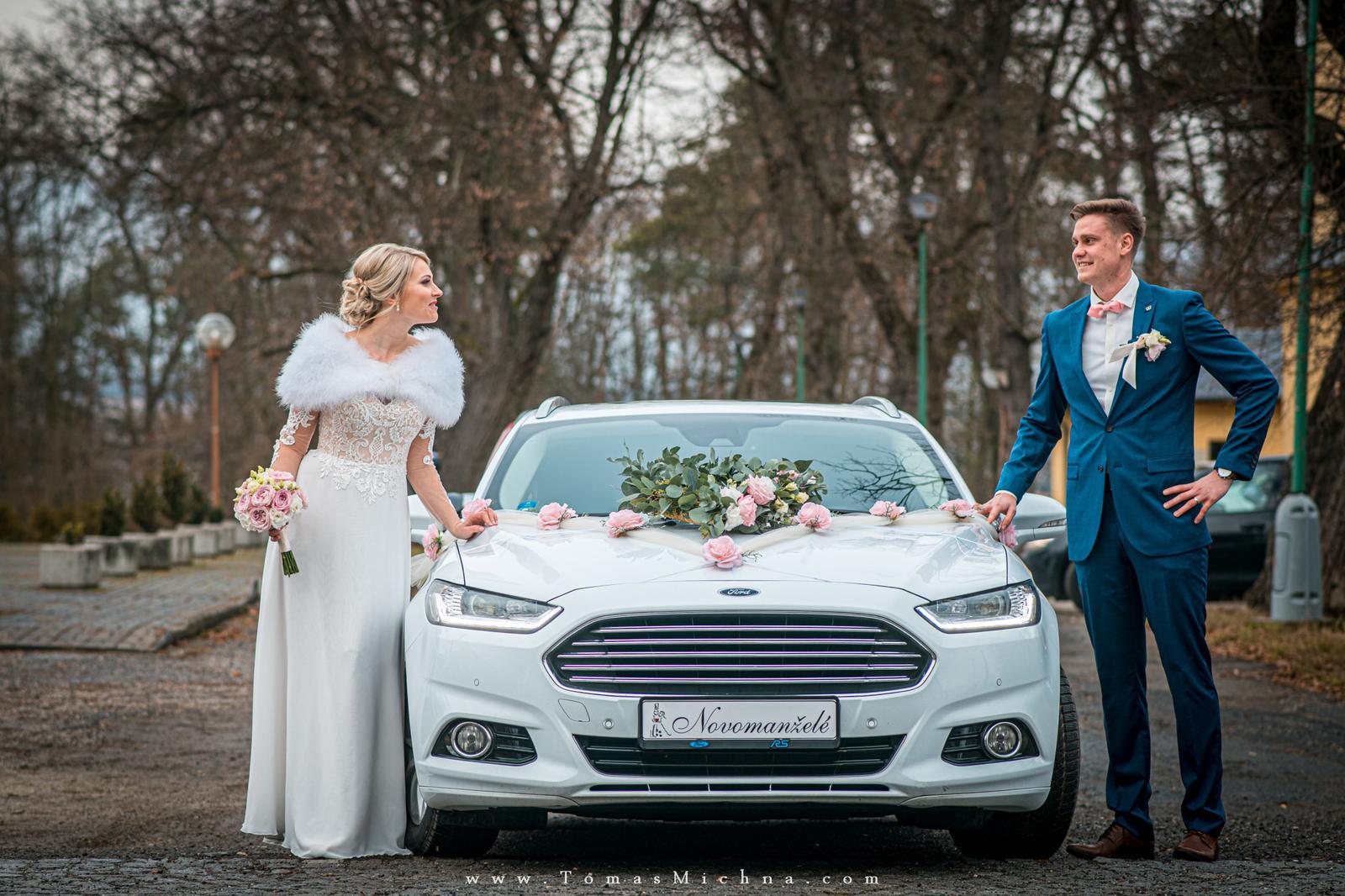 Zimní svatba na zámku Náměšť na Hané ♥ Martina & Petr ♥ 21.12.2019 - Obrázok č. 6
