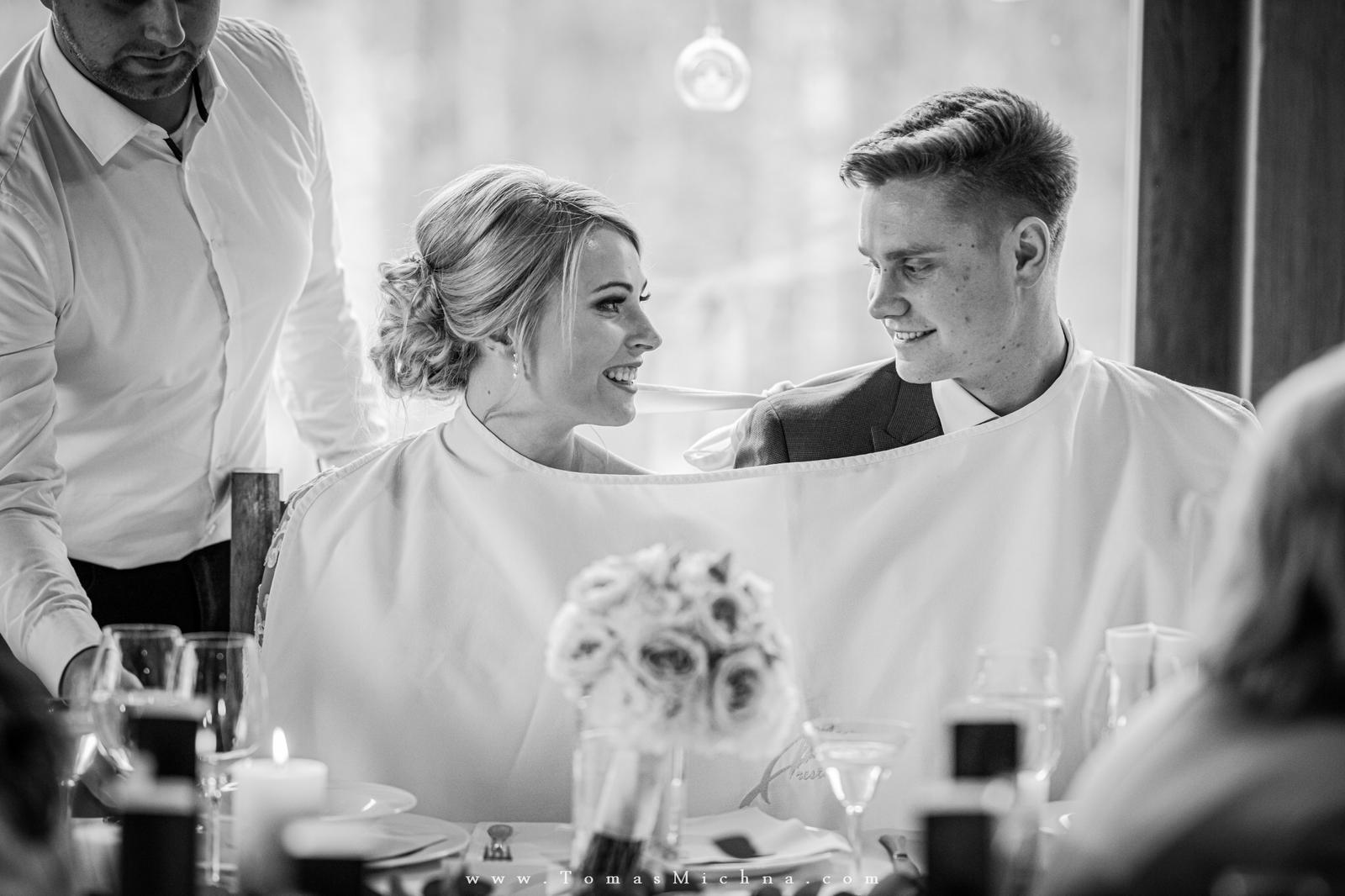Zimní svatba na zámku Náměšť na Hané ♥ Martina & Petr ♥ 21.12.2019 - Obrázok č. 13