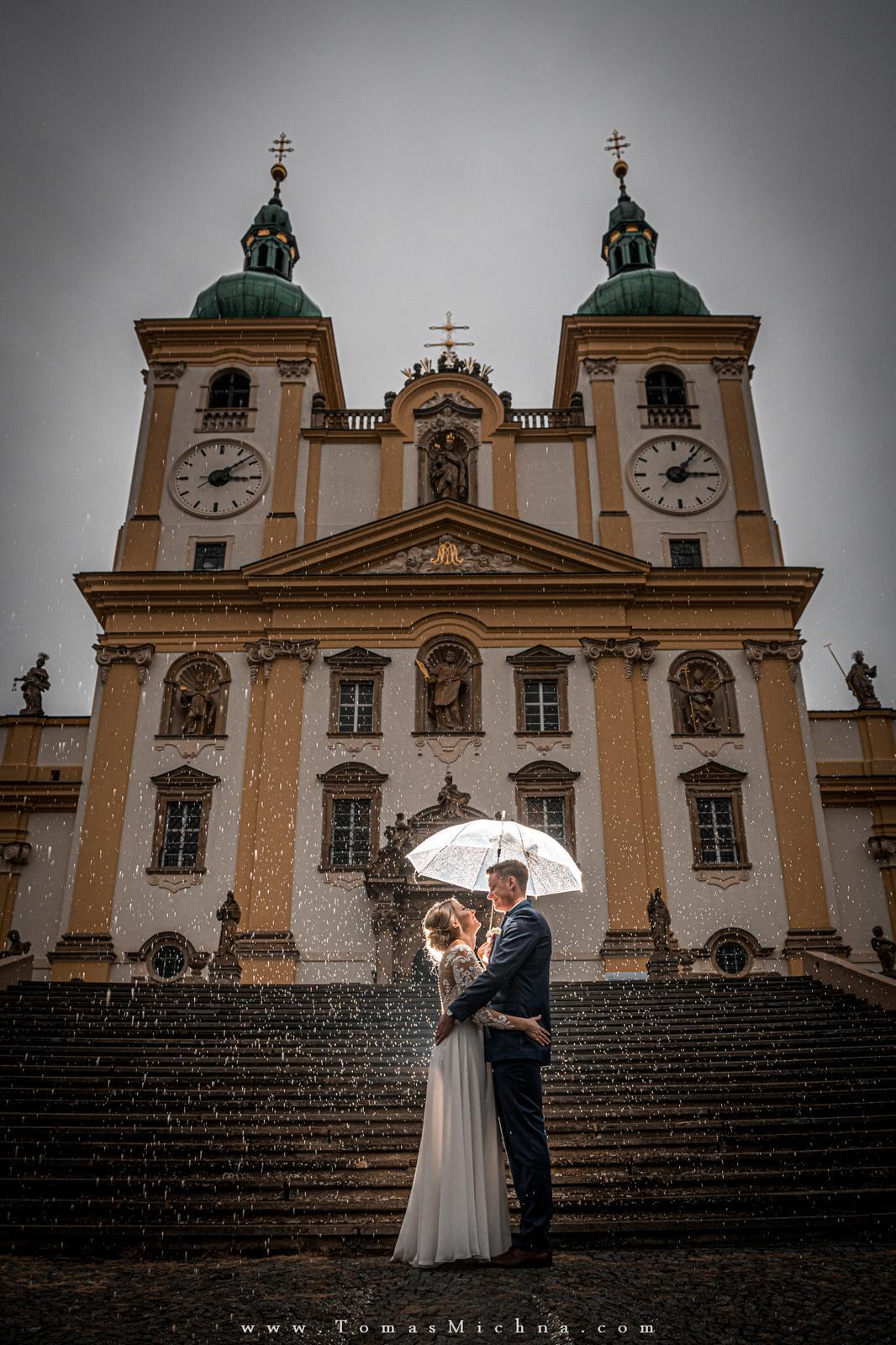 Zimní svatba na zámku Náměšť na Hané ♥ Martina & Petr ♥ 21.12.2019 - Obrázok č. 14
