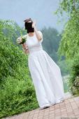Svadobné šaty Ferity, 38