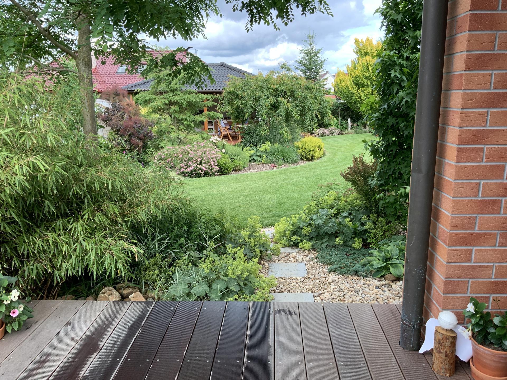 ...Naše zahrada... - Obrázek č. 36