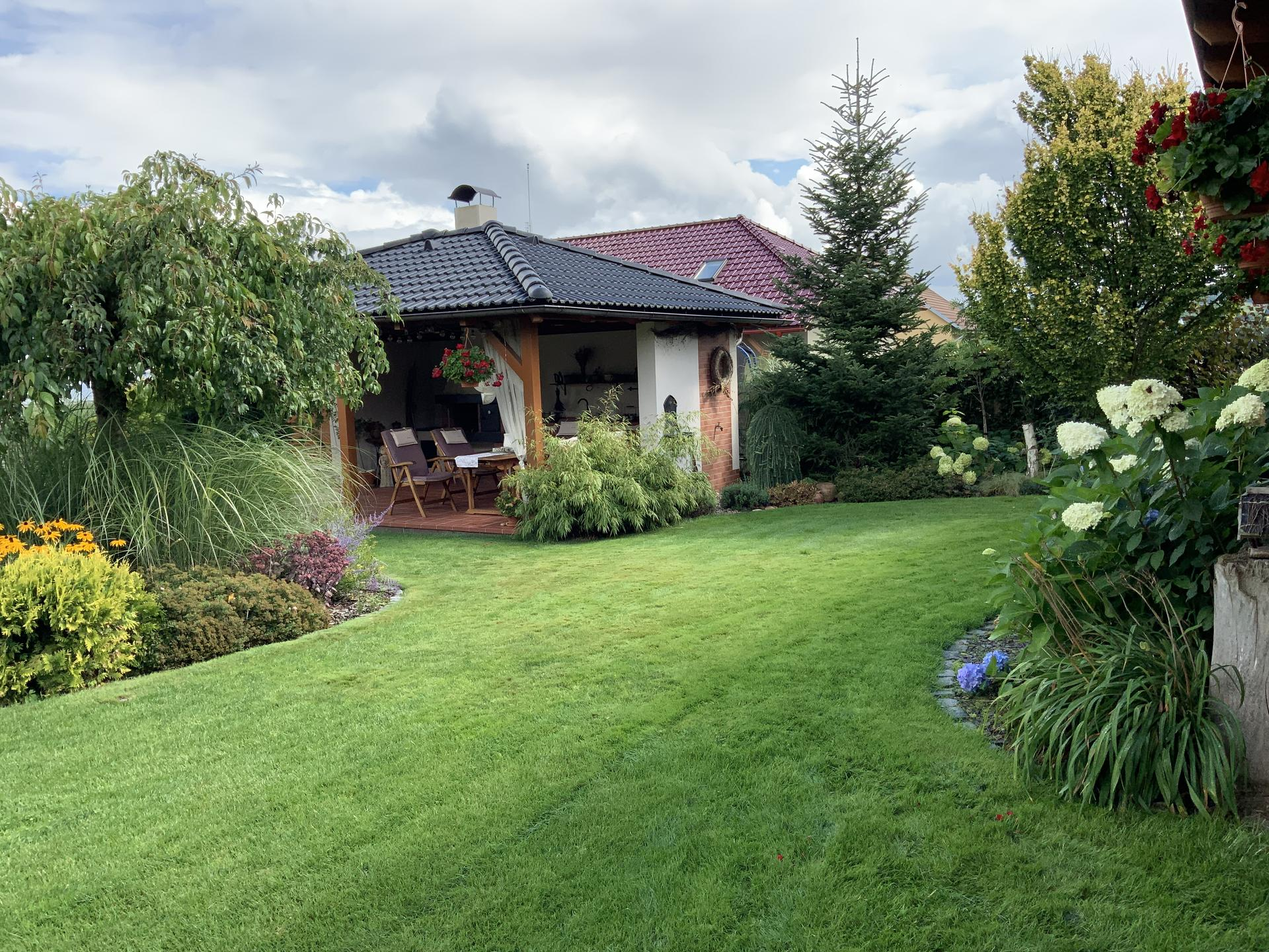 ...Naše zahrada... - Obrázek č. 67