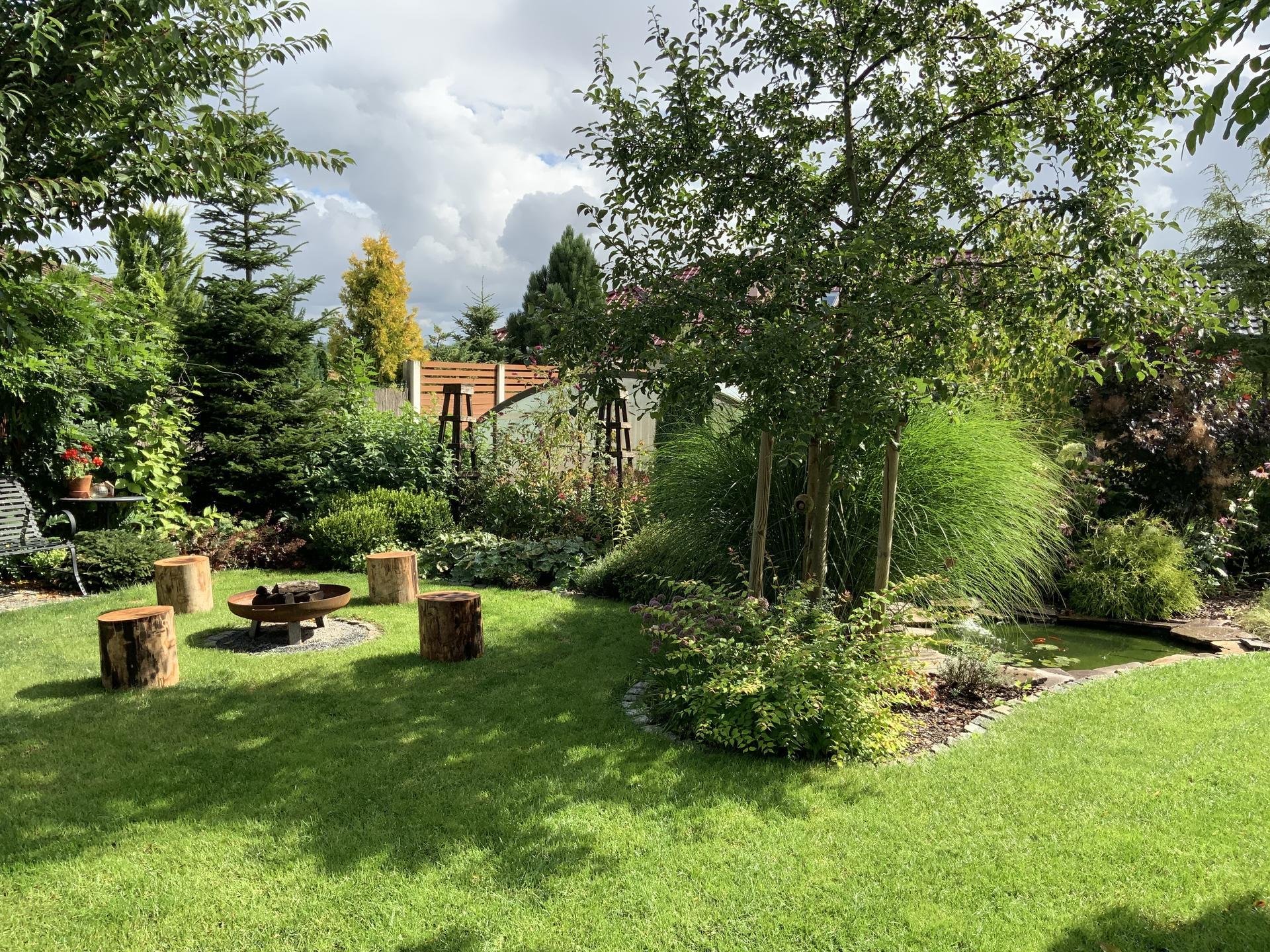 ...Naše zahrada... - Obrázek č. 68