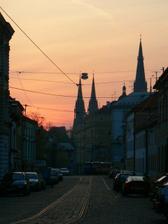 Olomouc se probouzí do našeho svatebního dne