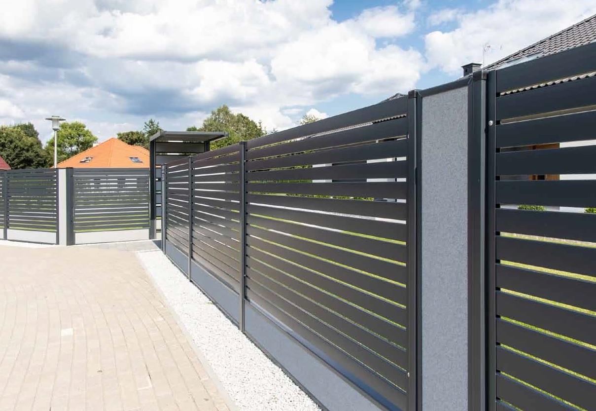 Hliníkové plotové výplně - Obrázek č. 4