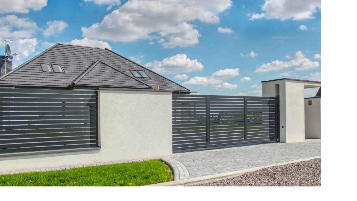 Hliníkové plotové výplně - Obrázek č. 1