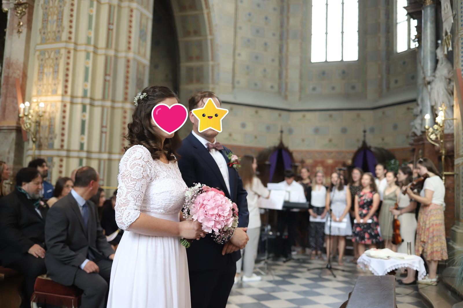 Svatební boho šaty - Obrázek č. 2