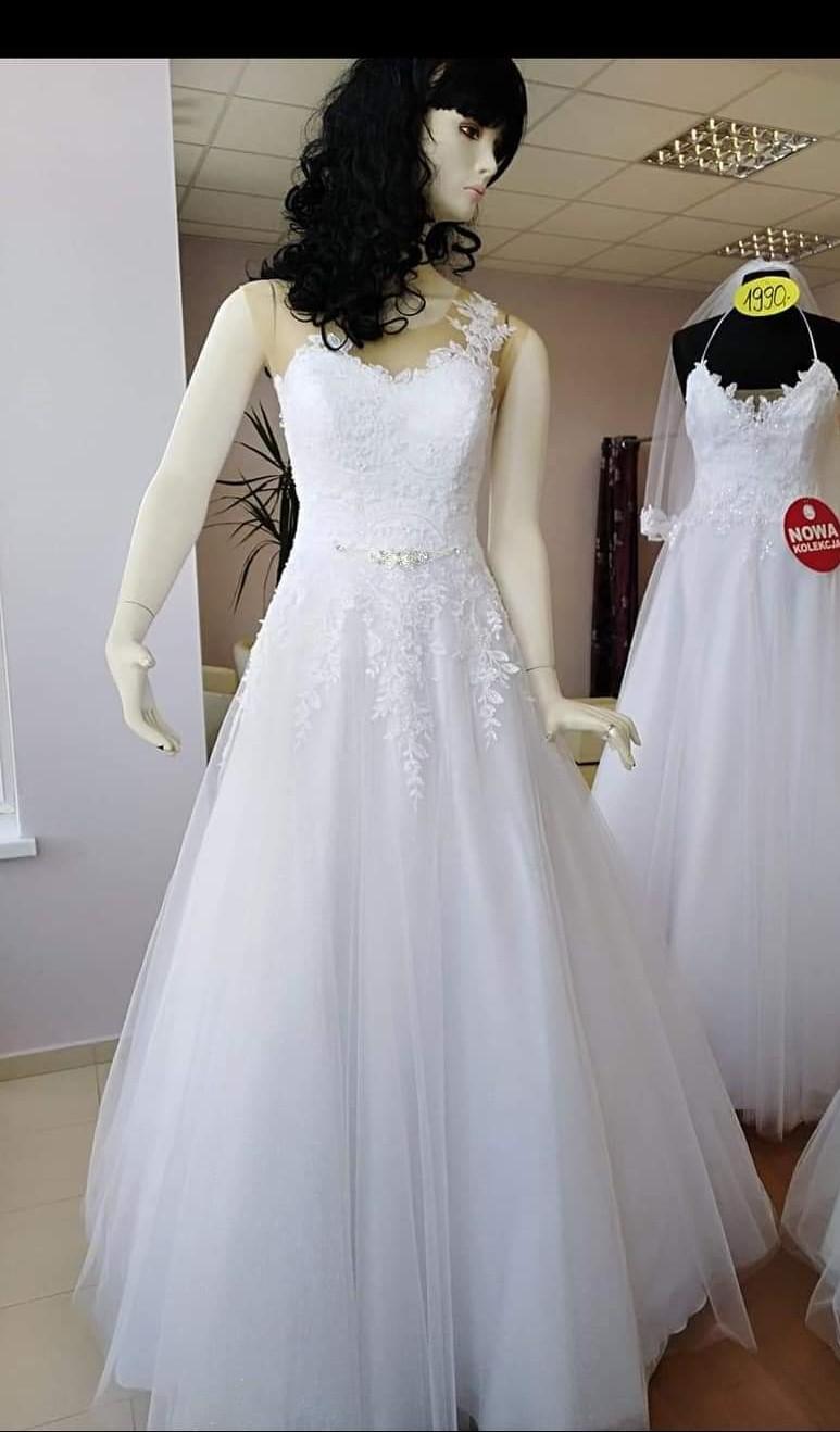 Svadobné šaty - kolekcia 2020 - Obrázok č. 1