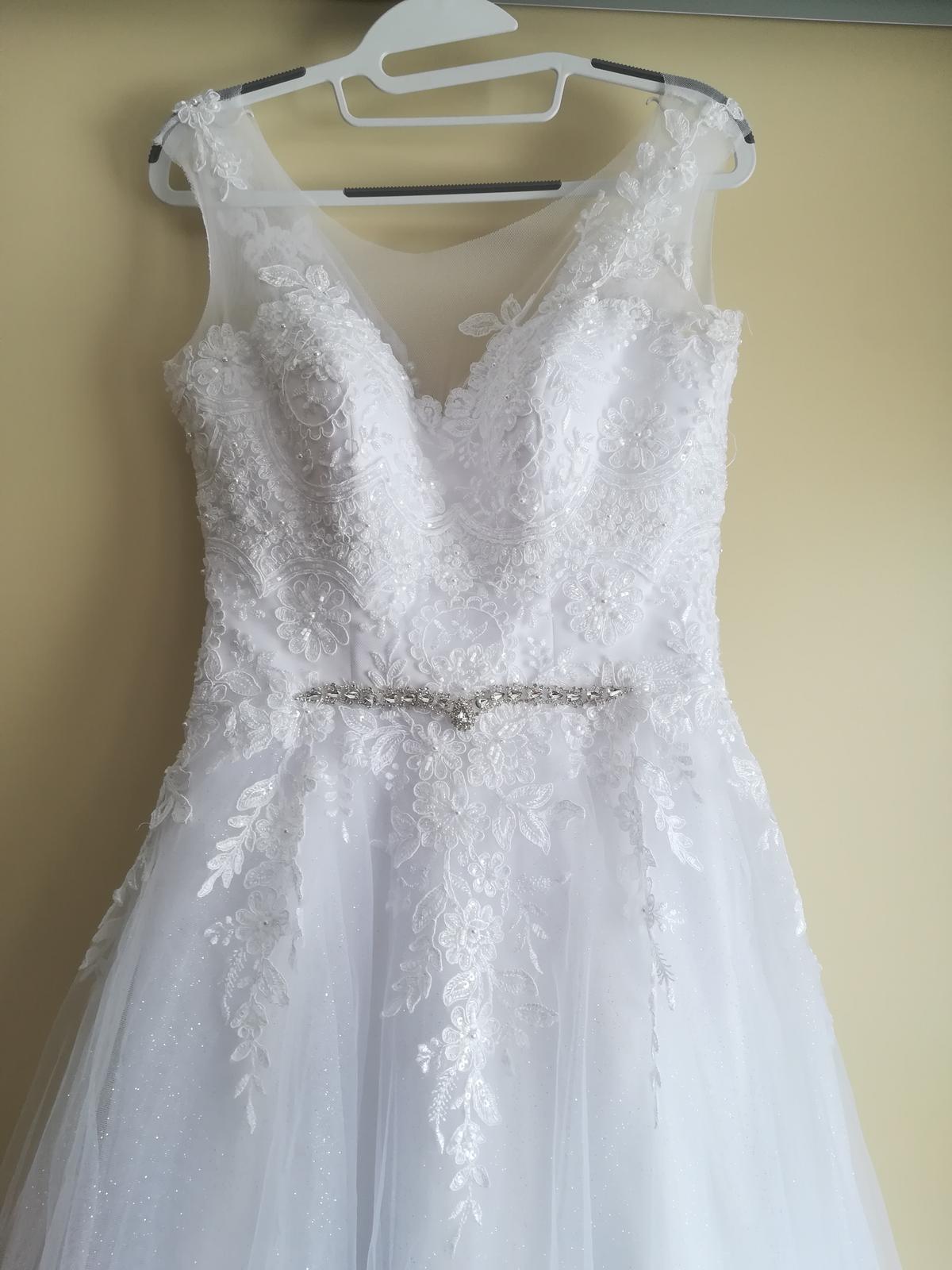 Svadobné šaty - kolekcia 2020 - Obrázok č. 4