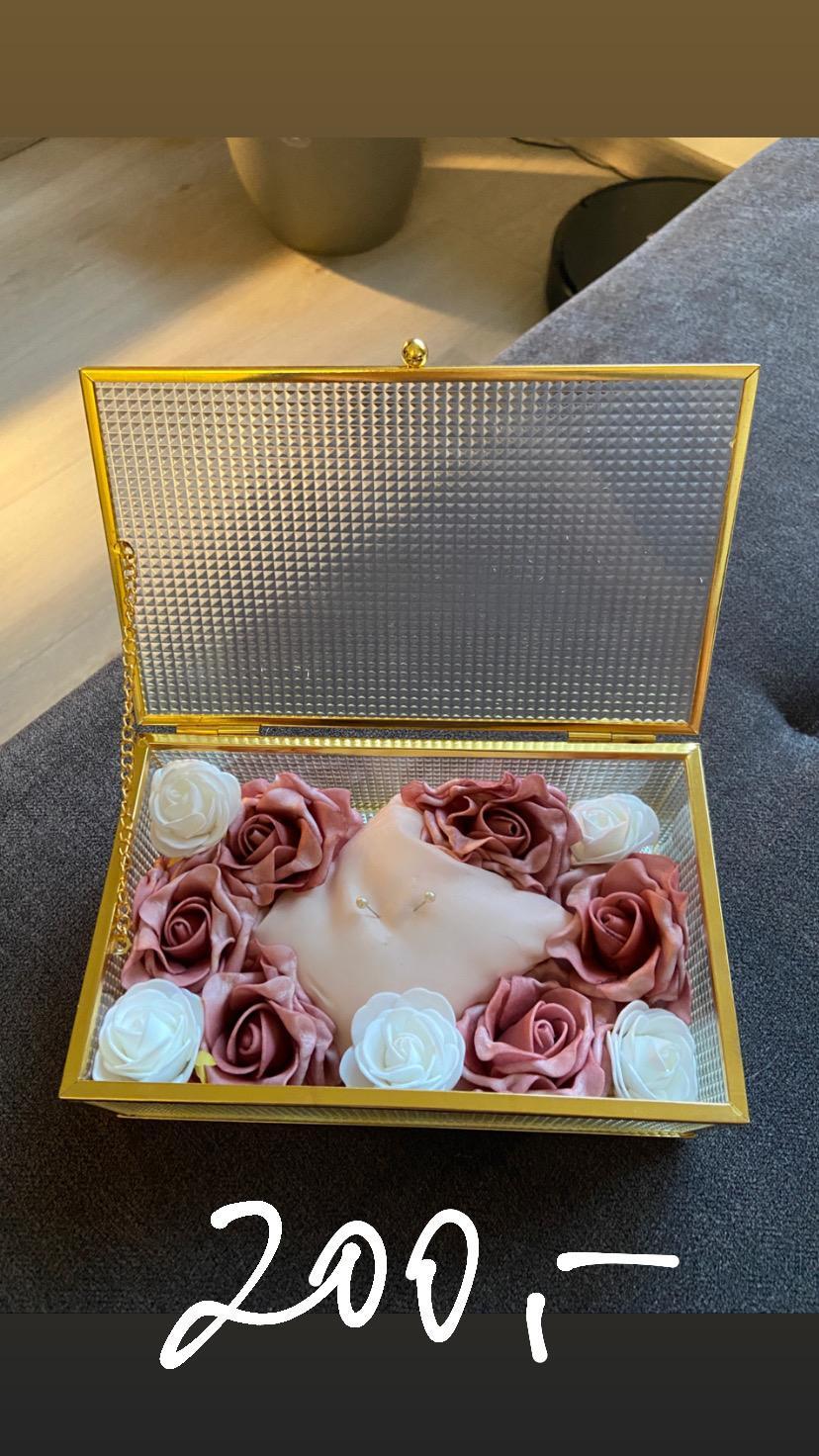 Krabička na prstýnky - Obrázek č. 1