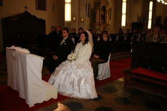 trošku bola zima v kostole ale dalo sa