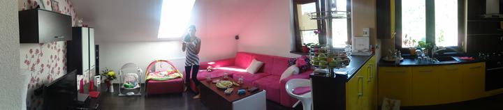 panoráma kuchyne a obývačky