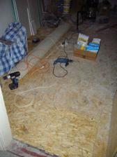 polozena je podlaha...