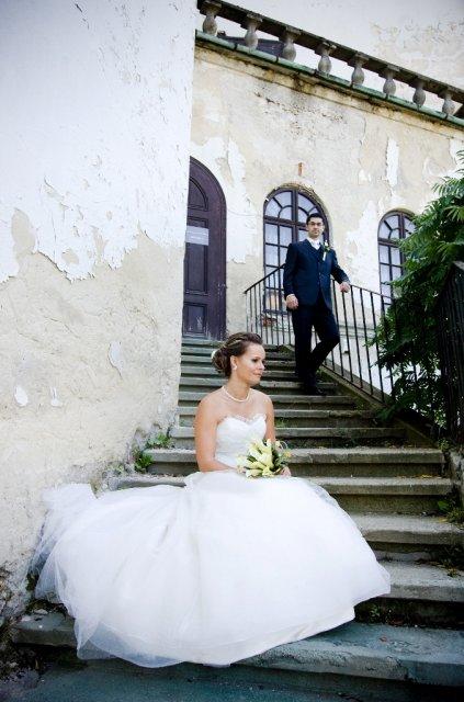 ..príbeh svadobnej rozprávky Andrejky{{_AND_}}Rastíka - Fotenie Budatín