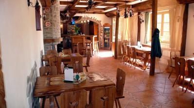 Restaurace Sauna, tady to bude