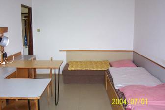 obýváko-ložnice pro 1-6 osob