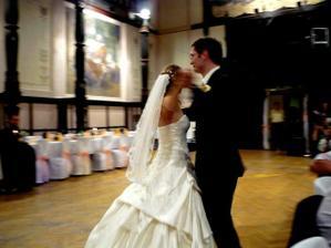 náš prvý novomanželský tanec - waltz