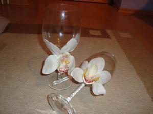 Svadobné poháre,ďakujem krásne Droby :)