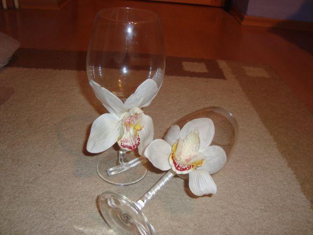 14.máj 2011 Naša Svadba - Svadobné poháre,ďakujem krásne Droby :)