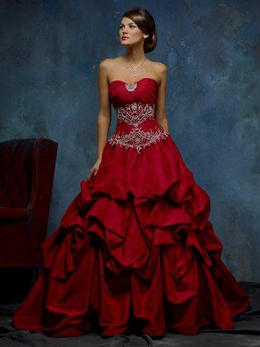 Krááásne červeno-biele šaty - Obrázok č. 85