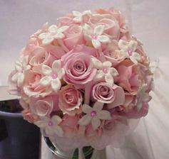 další kytička do růžova