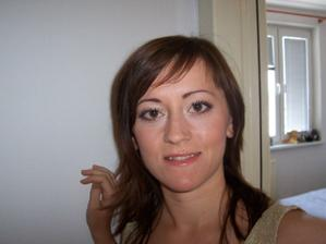 Skuska makeup-u Mary Kay